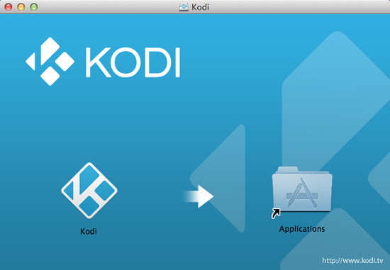kodi-for-mac