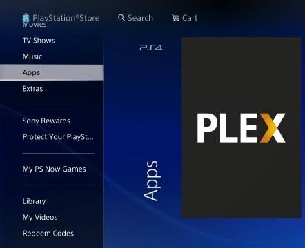 plex-on-ps4